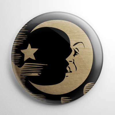 Ouija Board Moon Button