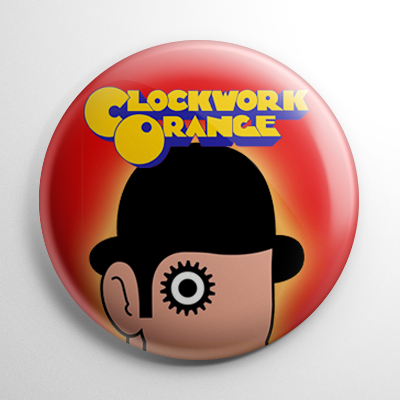A Clockwork Orange Button