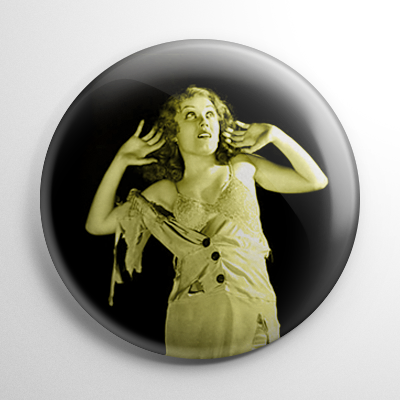 Fay Wray King Kong (B) Button