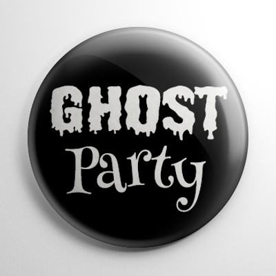 Ghost Party Button
