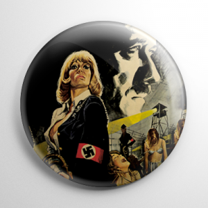 Ilsa She Wolf of the SS (B) Button