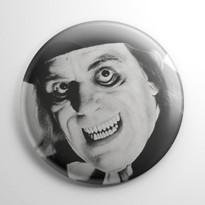 London After Midnight (A) B&W Button