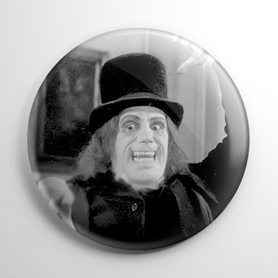 London After Midnight (B) B&W Button
