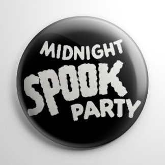Midnight Spook Party Button