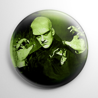 The Thing from Another World Button