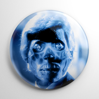 They Live Alien Button