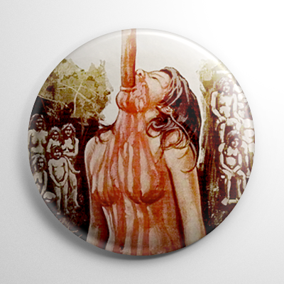 Cannibal Holocaust Button