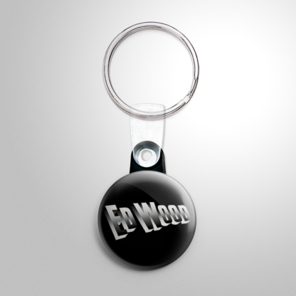 Comedy - Ed Wood (A) Keychain