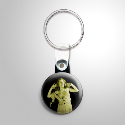 Scream Queen - King Kong: Fay Wray (C) Keychain