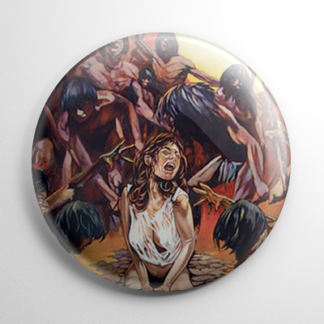 Cannibal Holocaust (B) Button