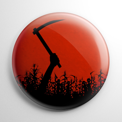 Children of the Corn Button