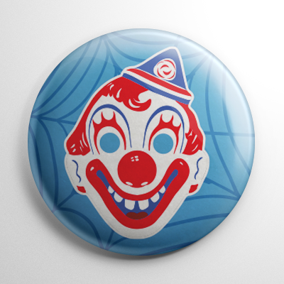 Vintage Collegeville Clown Mask
