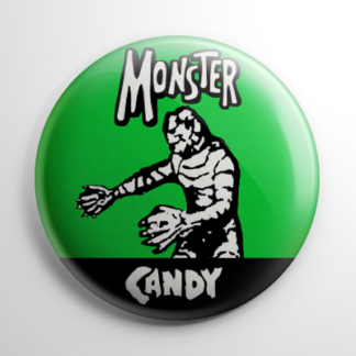 Monster Candy - Creature from the Black Lagoon Button