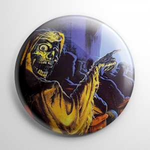 Creepshow (B) Button