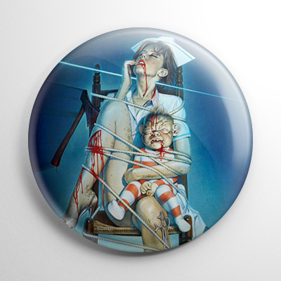 Dead Alive / Braindead (B) Button