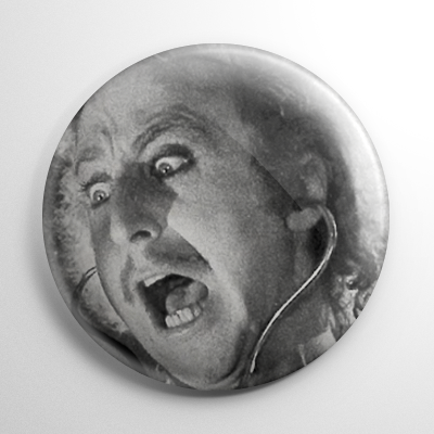 Young Frankenstein - Dr. Frederick Frankenstein Button