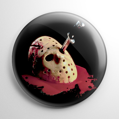 Friday the 13th The Final Chapter Button