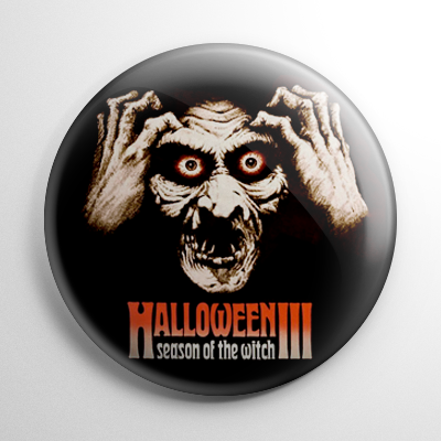 Halloween III Season of the Witch Button