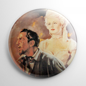 House of Wax Button