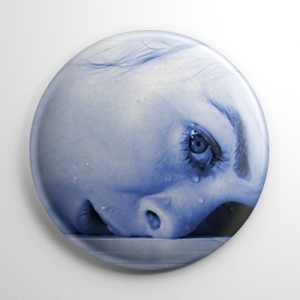 Scream Queen - Janet Leigh Psycho Button