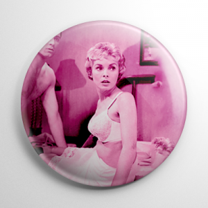 Scream Queen - Janet Leigh Psycho (C) Button