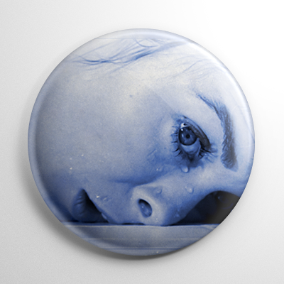 Scream Queen – Janet Leigh Psycho Button