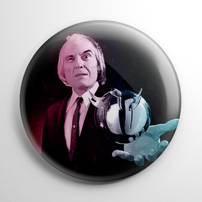 Phantasm Tall Man Button