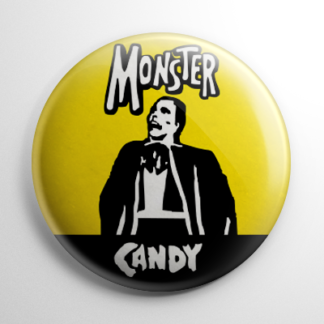 Monster Candy - Phantom of the Opera Button