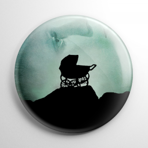 Rosemary's Baby Button