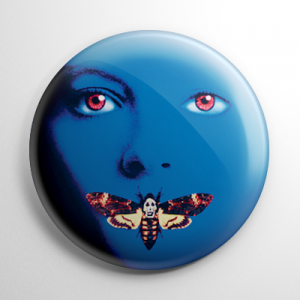 Silence of the Lambs (B) Button