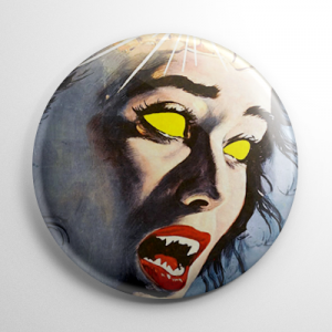 The Brain Eaters Button