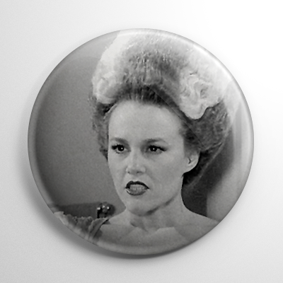 Young Frankenstein - Bride of Frankenstein Button