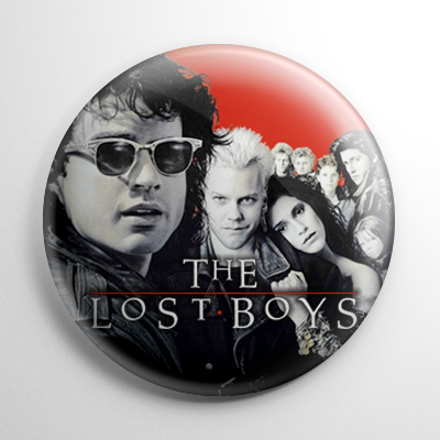 The Lost Boys Button