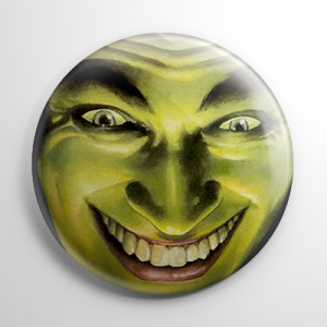 The Man Who Laughs Button