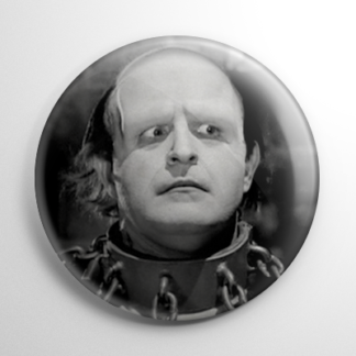 Young Frankenstein - The Monster Button