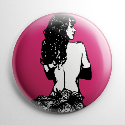 Monster Candy - Theodosia Starkweather Button