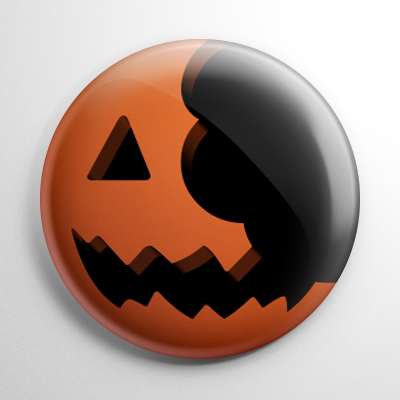 Trick r' Treat Lollipop Button