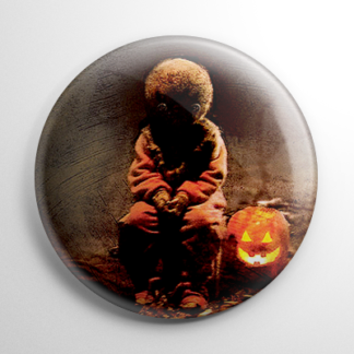 Trick r' Treat Poster Button