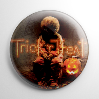 Trick r' Treat Poster (B) Button