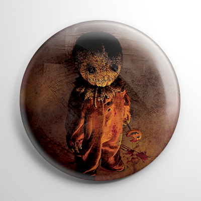 Trick r' Treat Sam Button