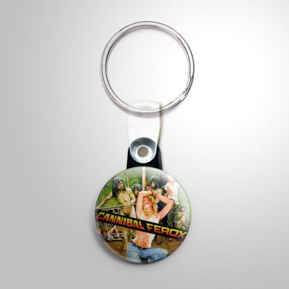 Grindhouse - Cannibal Ferox (A) Keychain