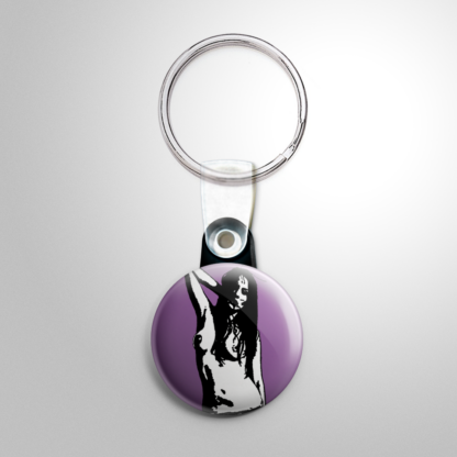Monster Candy - Polly Nightingale Keychain