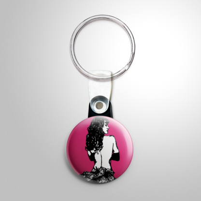 Monster Candy - Theodosia Starkweather Keychain