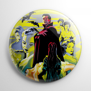 The Brides of Dracula Button