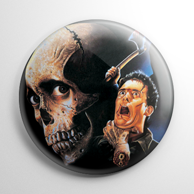Evil Dead II (B) Button