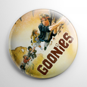 Goonies (B) Button