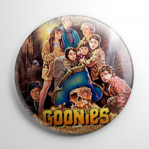 Goonies (C) Button