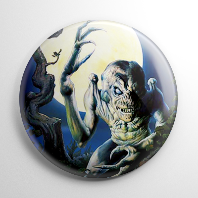 Pumpkinhead Button