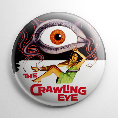 The Crawling Eye Button