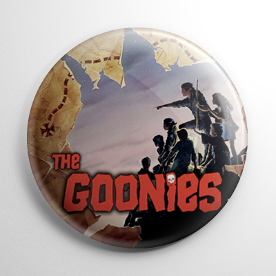 Goonies Button
